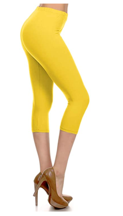 YellowLeggings